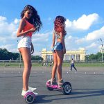 hoverboard come si usa