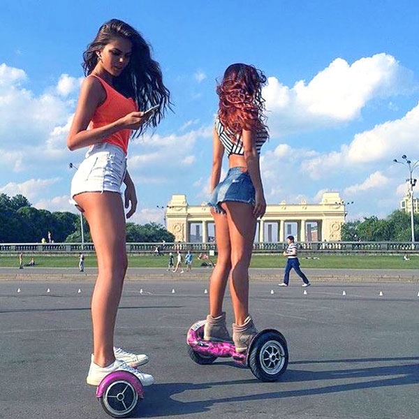 Come si usa un hoverboard