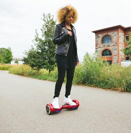 Cosa dice la legge sugli hoverboard?