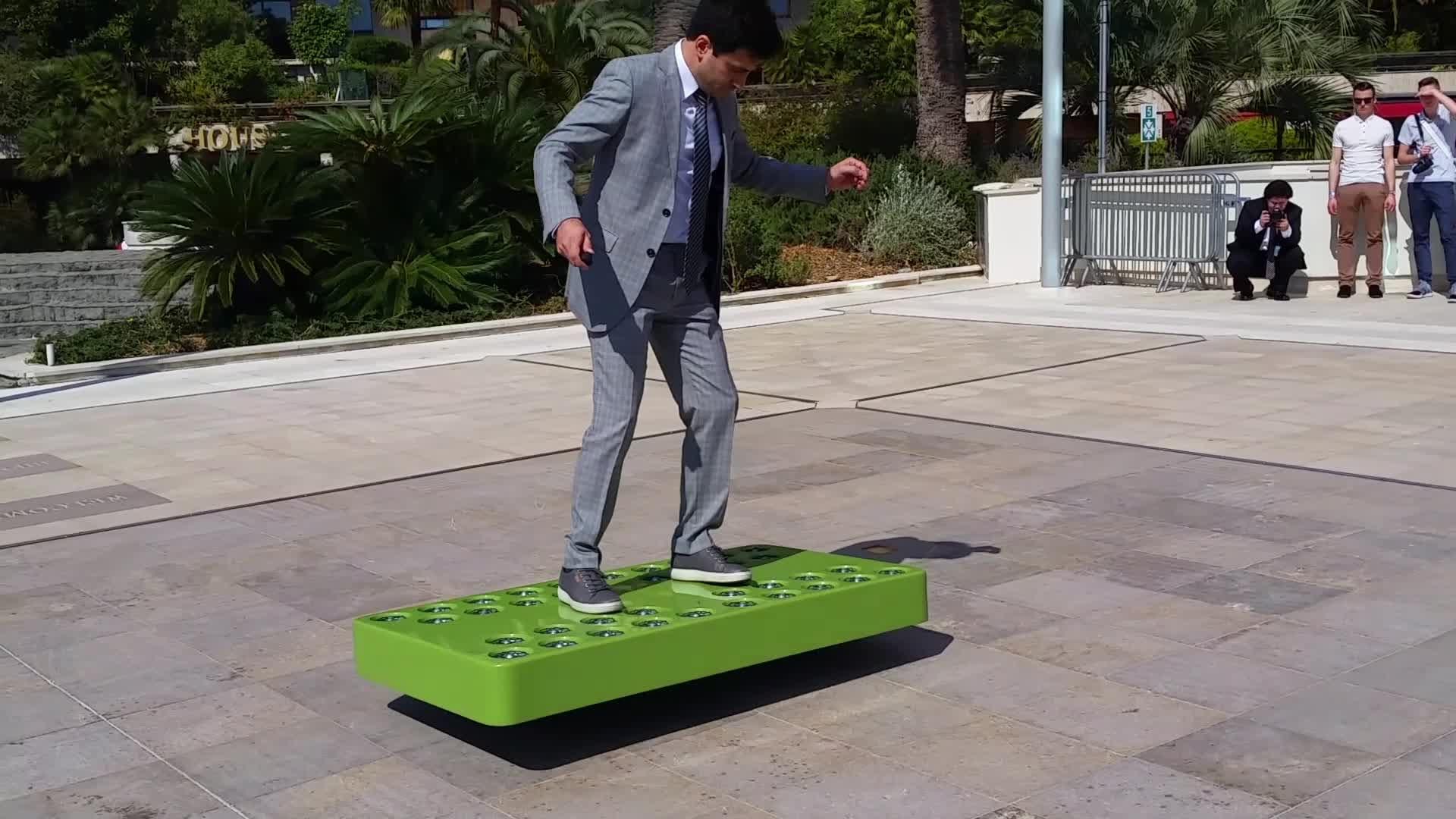 Hoverboard ArcaBoard