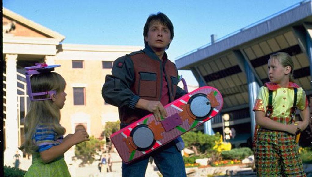 Hoverboard volante: un futuro possibile?