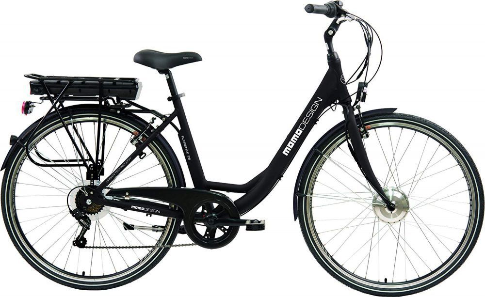 Scheda Tecnica Bici Elettrica Momo Design Florence