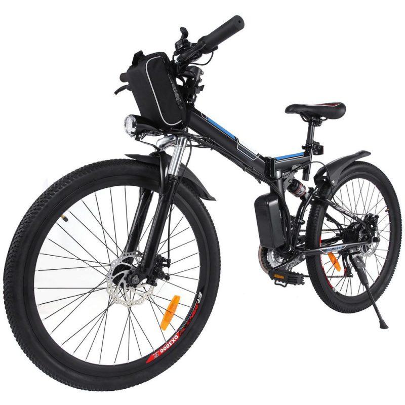 Scheda Tecnica Bicicletta Elettrica Mountain Bike Pieghevole Aimado