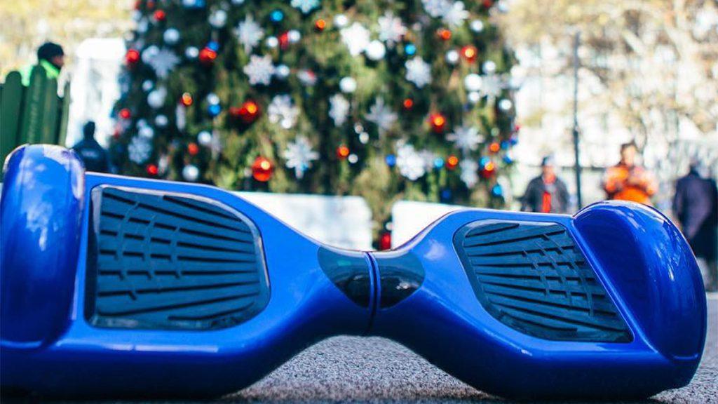 Le migliori offerte hoverboard per Natale 2018