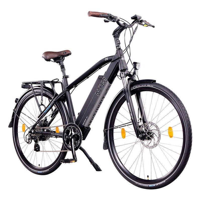 Bicicletta elettrica da Trekking NCM Venice