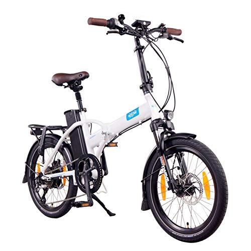 Bicicletta elettrica Pieghevole NCM London