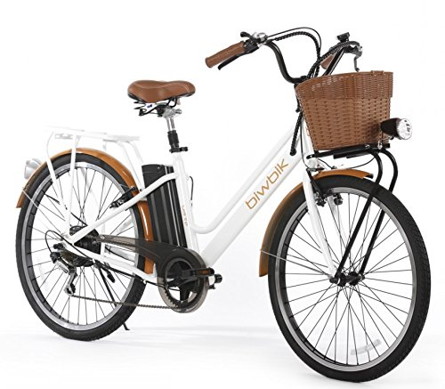 Bicicletta elettrica BiwBik Gante