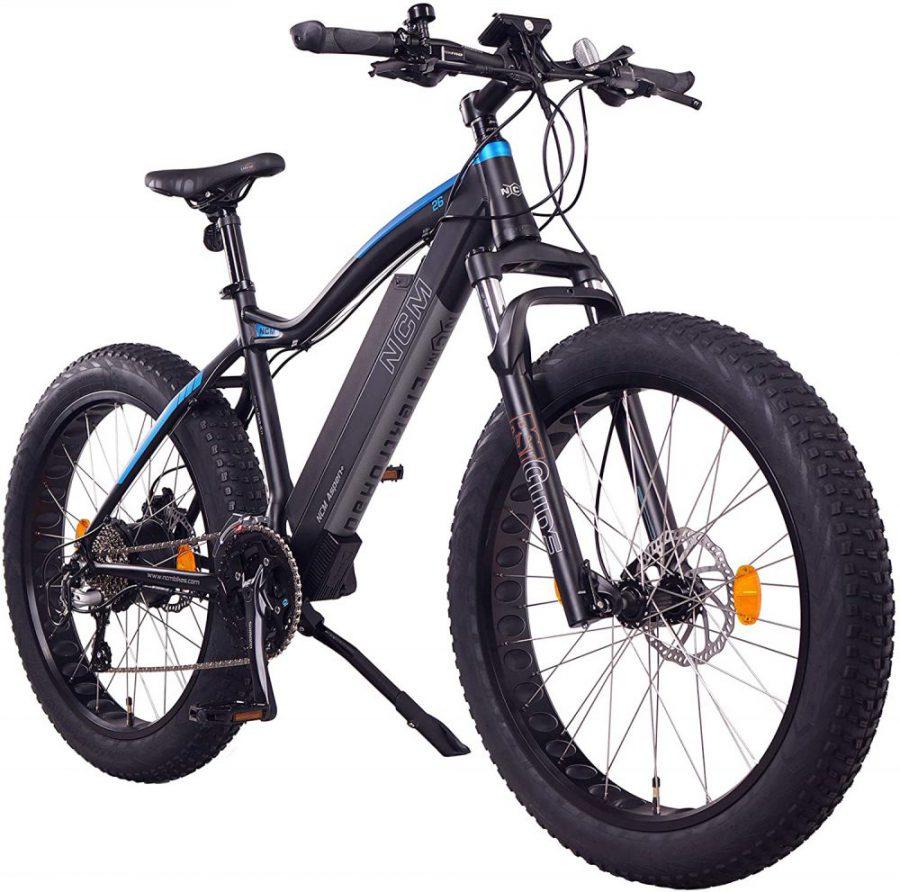 Scheda tecnica bicicletta elettrica NCM Aspen+ ...