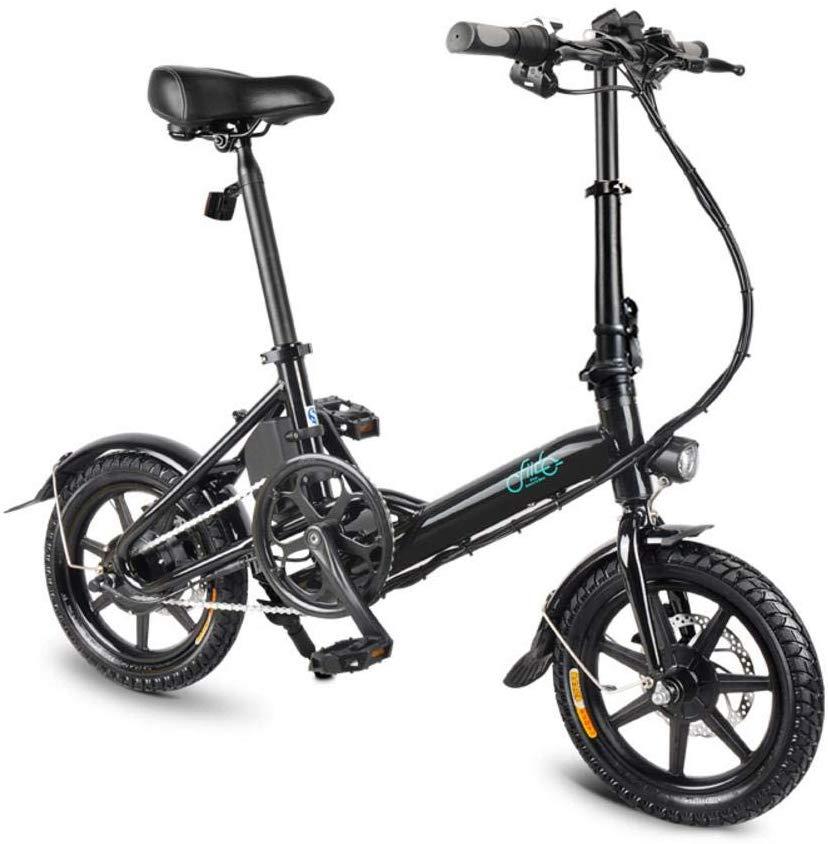 Bicicletta elettrica pieghevole FIIDO D3