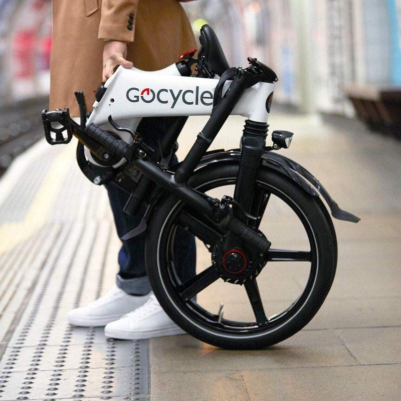 recensione bici pieghevole Gocycle GX
