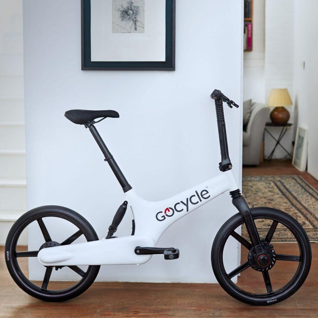 Bicicletta elettrica pieghevole Gocycle GX